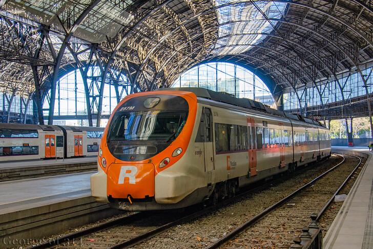 Как добраться из Барселоны в Порт Авентура