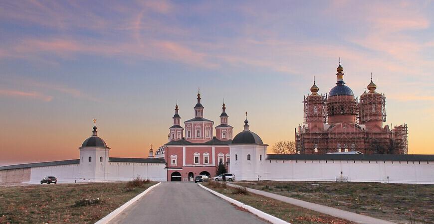 Свенский Успенский мужской монастырь
