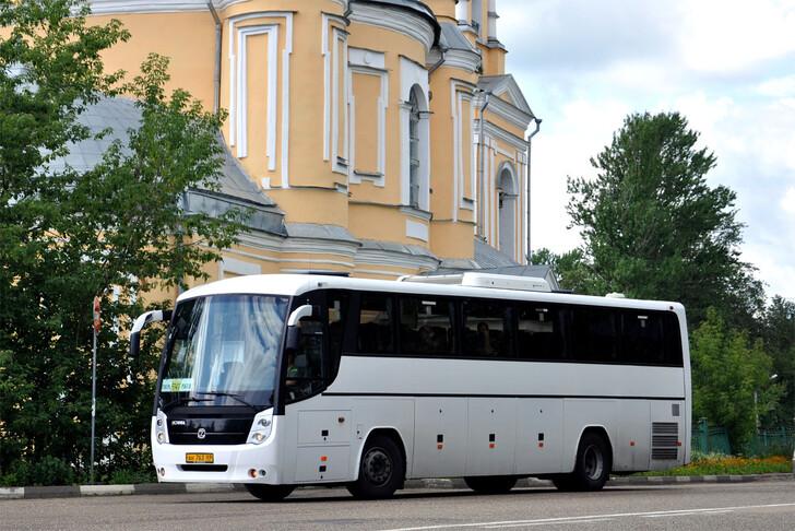 Автобус Тверь— Старица