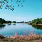 Озеро Цимлянское в Тюмени
