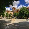 Центральная площадь - Bib Rambla