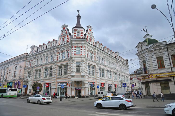 Доходный дом Генч-Оглуева
