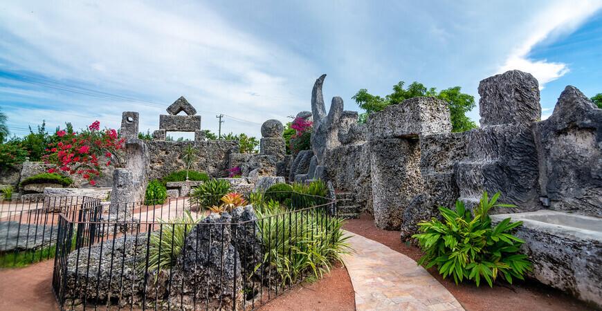 Коралловый замок <br/> (Coral Castle)
