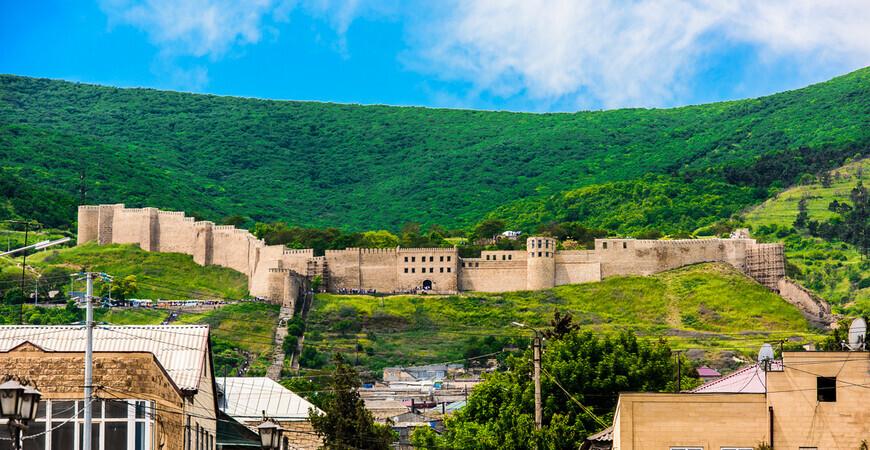 Крепость Нарын-Кала <br/> (Дербентская крепость)