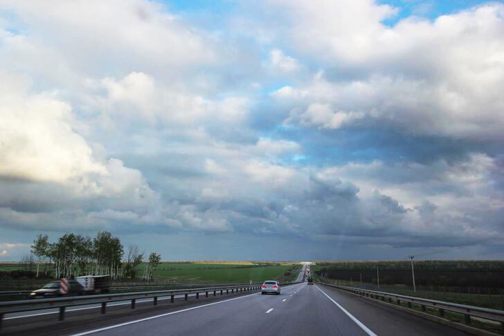 Из Санкт-Петербурга в Крым на машине