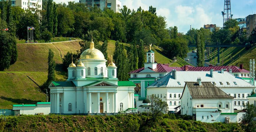 Улица Черниговская в Нижнем Новгороде