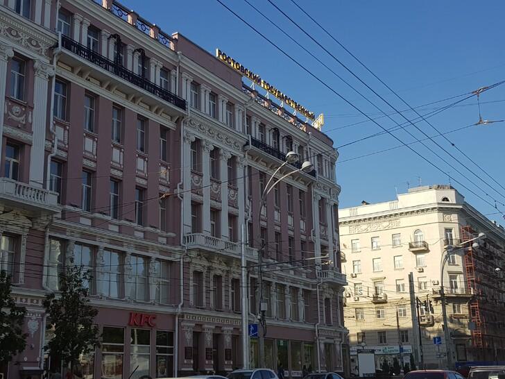 Дом Карапета Чернова
