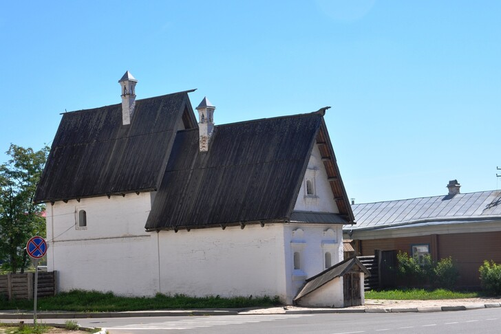 Посадский дом