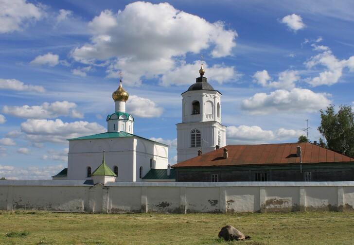 Свято-Васильевский монастырь