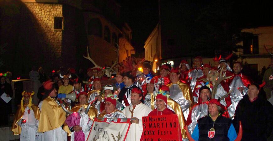 Фестиваль рогоносцев <br/> (Festa del Cornuto)