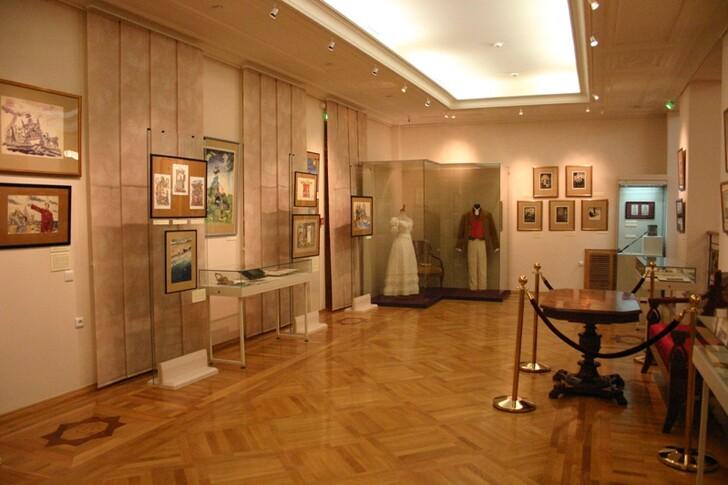 Экспозиция Шолохов-центра