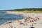 Городской пляж в Балтийске