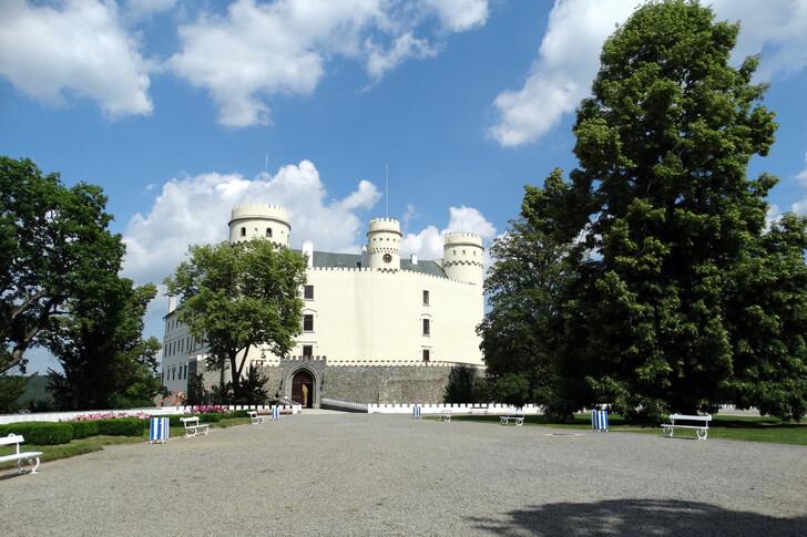 Замок Орлик-над-Влтавой
