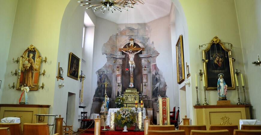Костел Святого Варфоломея в Вильнюсе