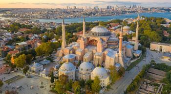 Верховный суд Турции разрешил превратить Святую Софию в мечеть