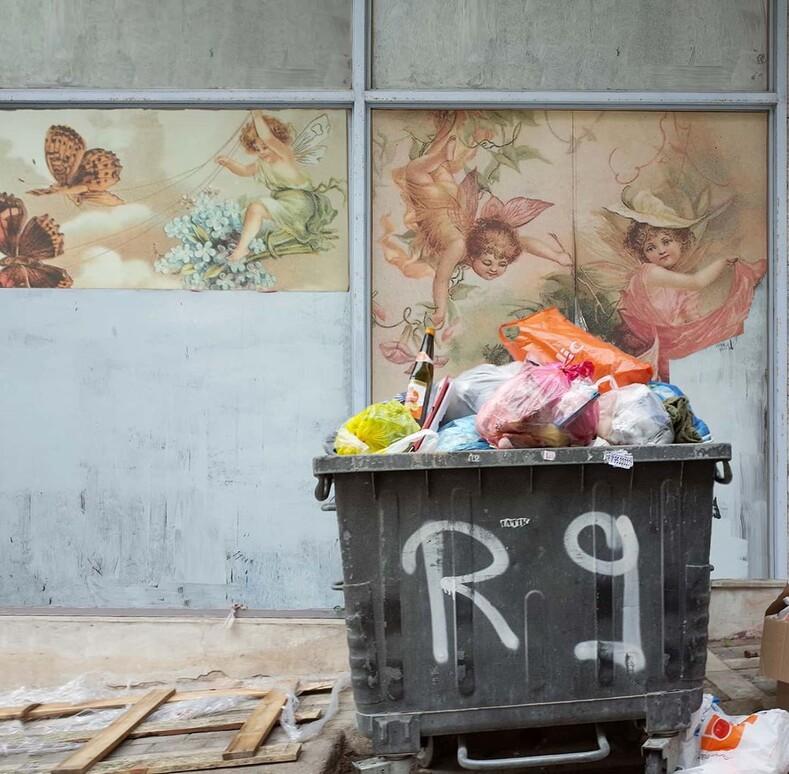 Случайные фото из серии Показалось: подборка снимков, сделанных в нужном месте в нужный момент