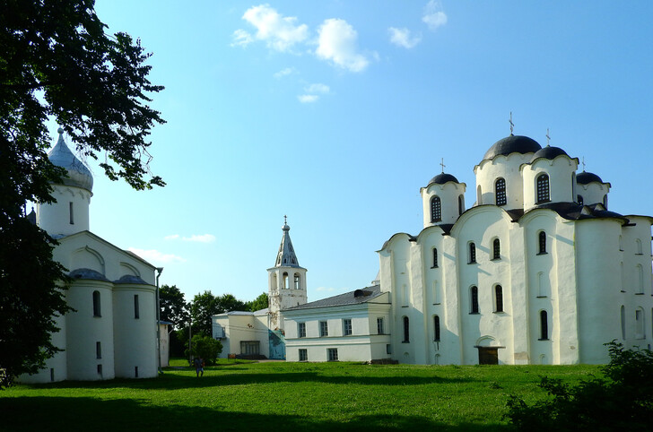 Что посмотреть в Великом Новгороде за 2 дня