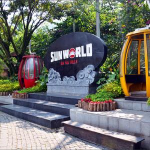 Парк развлечений Sun World Ba Na Hills
