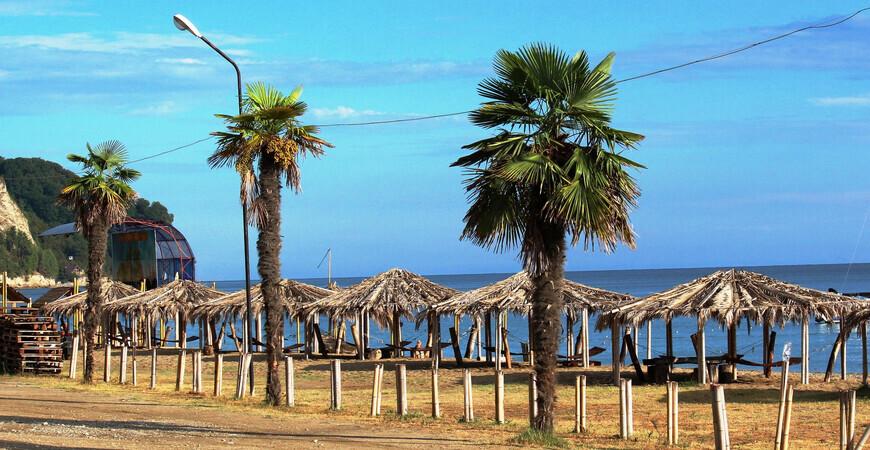 Пляж «Капитан Блэк»