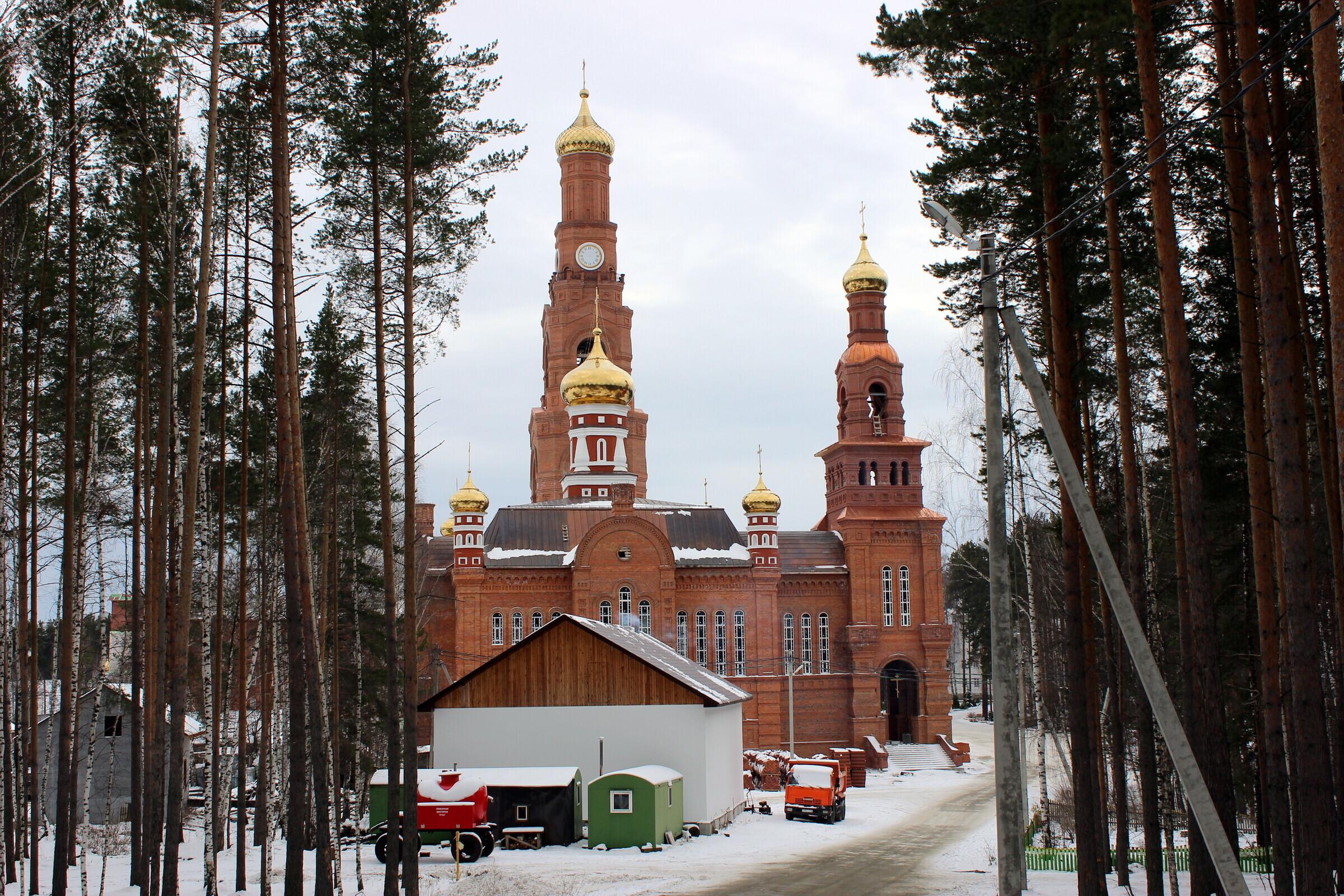 монастырь официальный сайт