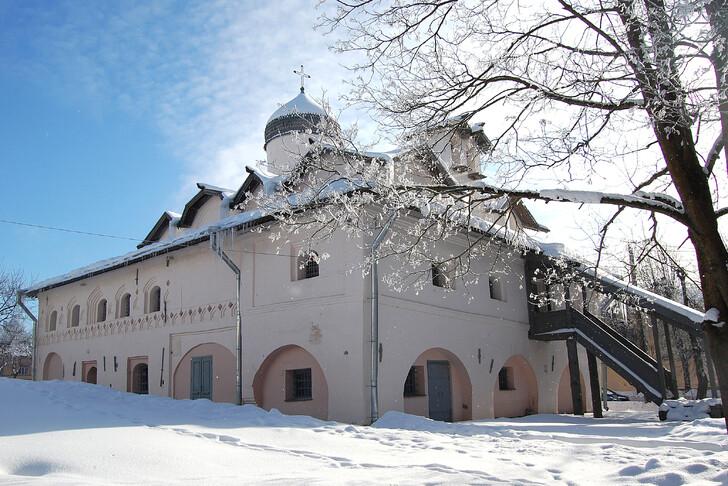 Храм Жён-Мироносиц на Ярославовом дворище