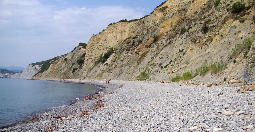 Пляж «Прибой»<br/> в Новороссийске