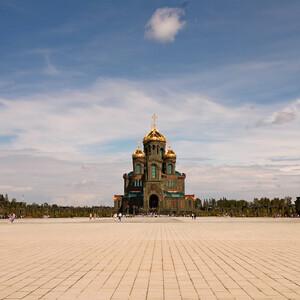 Храм Воскресения Христова посвящен 75-летию Победы в Великой Отечественной войне