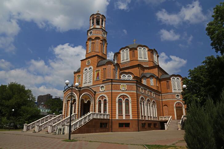 Греческая Благовещенская церковь