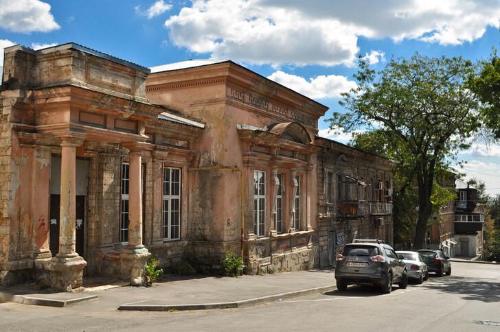 Переулки Старого Ростова