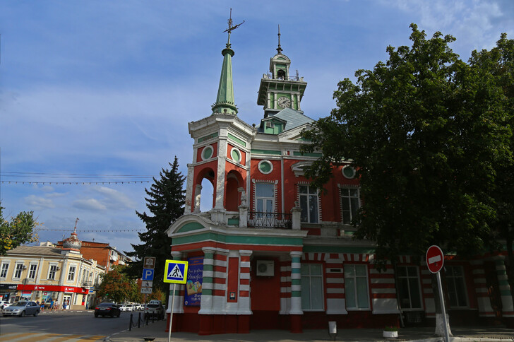 Город Азов
