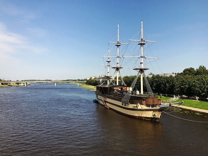Что посмотреть в Великом Новгороде летом