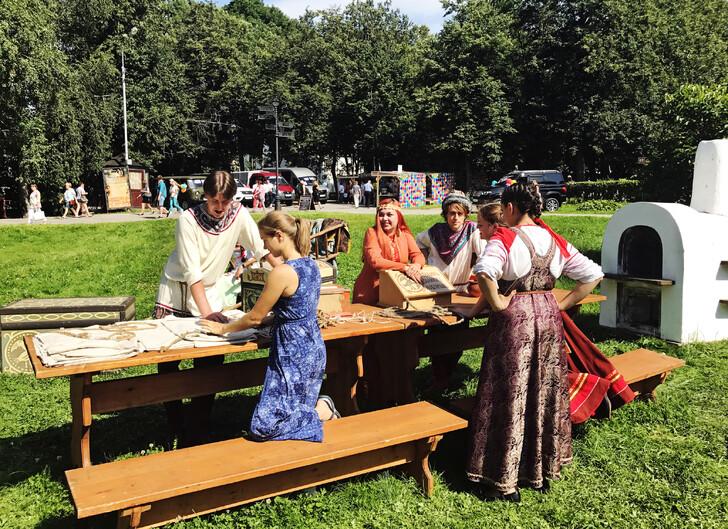 Мастер-классы в Ярославовом дворище