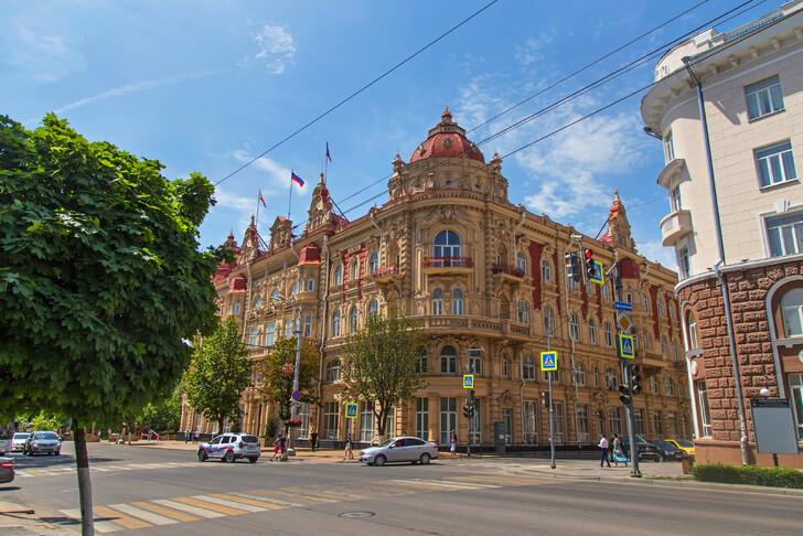 Улица Большая Садовая