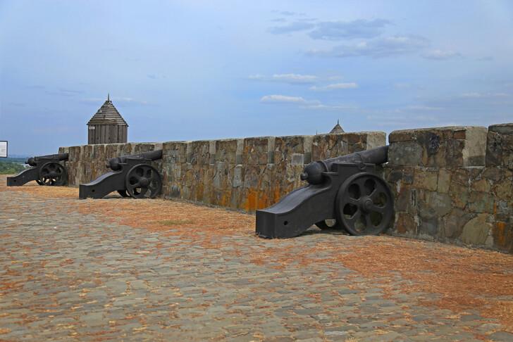 Азовский крепостной вал