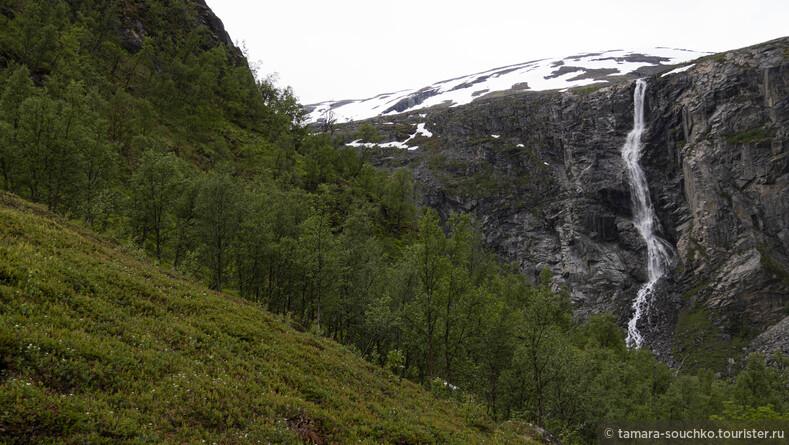 Пандемический переход через границу из Норвегии в Швецию