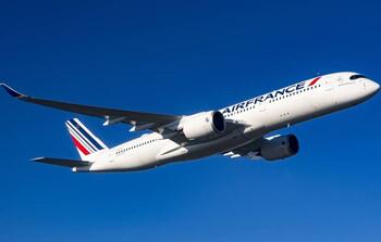 Air France возобновляет полёты из Парижа в Киев