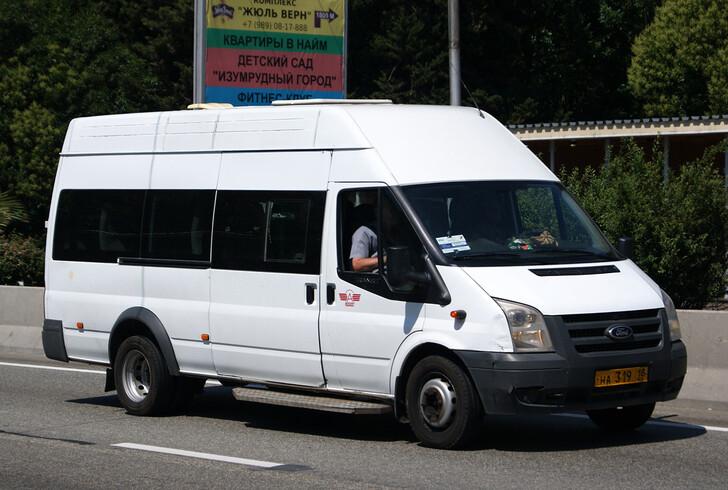 Автобус Ижевск — Можга
