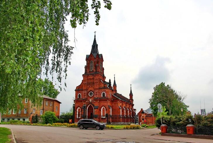 Церковь Святого Розария