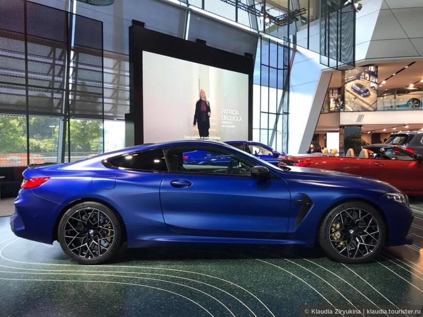 Мир BMW — роскошный
