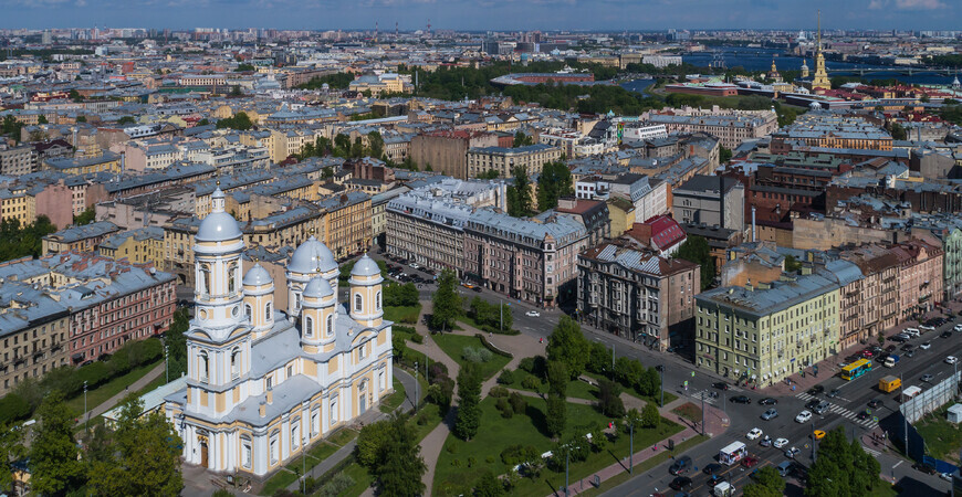 Князь-Владимирский собор в Санкт-Петербурге