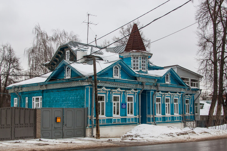 Зимний Владимир