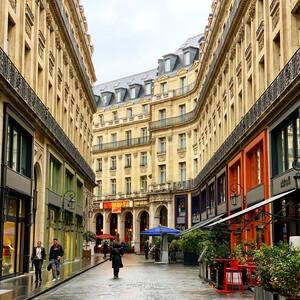 Париж. 2 чудесных дня