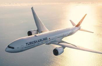 Turkish Airlines планирует начать летать в Россию в августе