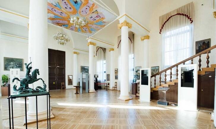 Зал Художественного музея