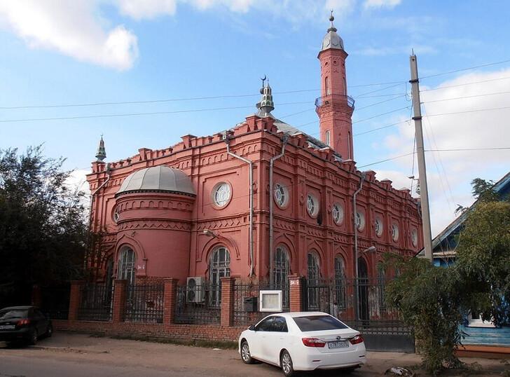 Мечеть Бакы