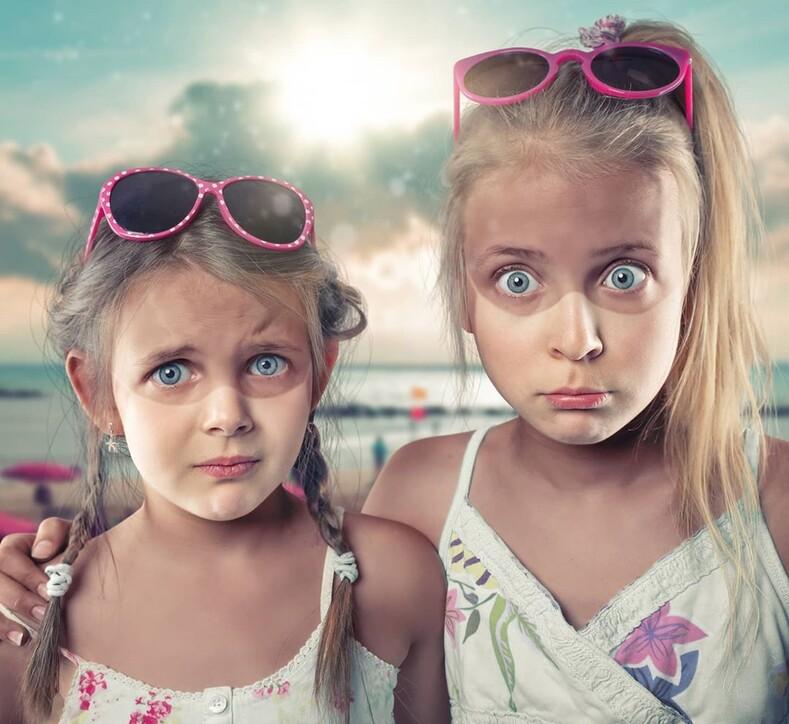 Когда твой папа фотоголик: у этих детей точно не будет скучного фотоальбома