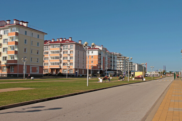 Отели Имеретинского курорта