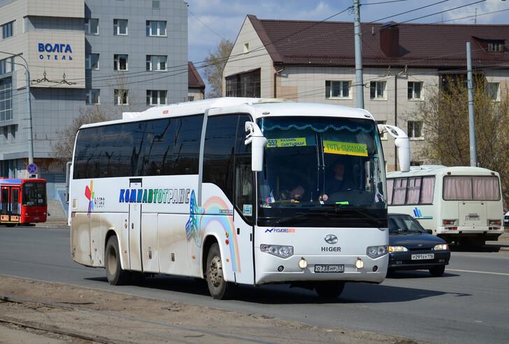 Автобус Сыктывкар — Киров