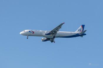 «Уральские авиалинии» расширяют маршрутную сеть из Санкт-Петербурга