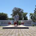 Памятник защитникам Родины, павшим в годы ВОВ
